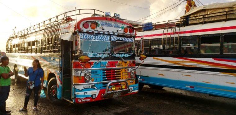 Bluefields Bus